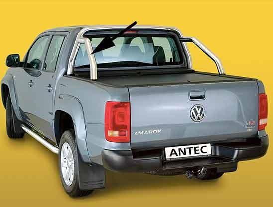 Neoriginální ochranný rám (Rollbar) pro VW Amarok